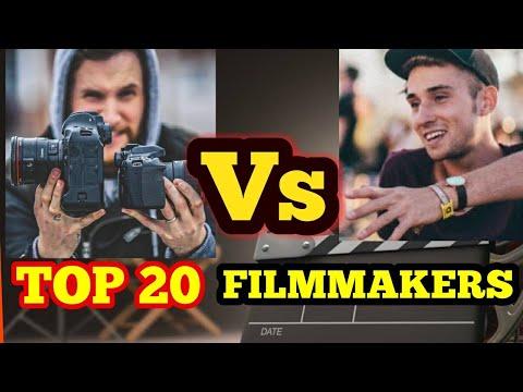 Top 20 Best Filmmaker channels in YouTube |  guys Forget of Going film School