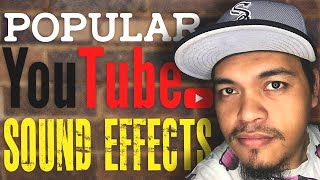 Popular Sound Effects YouTubers Use 2020 | Free to Use/Download Viral Vlogging Sounds