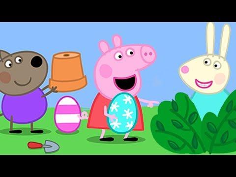 Peppa Pig Português Brasil | A VAN DO SENHOR RAPOSO!| HD | Desenhos Animados