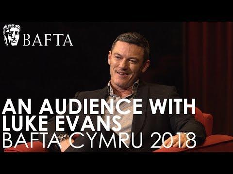 An Audience with Luke Evans | BAFTA Cymru