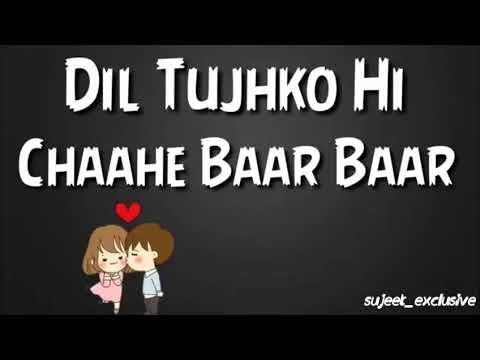 Dil Kyun Dhak Dhak Karta Hain Whatsapp Status Video