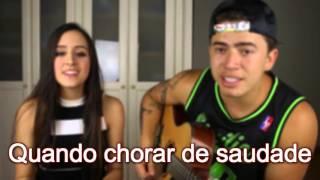 """Letra da Musica  """"A Rosa E O Beija Flor"""" - Mariana Nolasco part. Whindersson Nunes"""