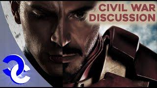 Captain America: Civil War Discussion - SPOILERS!!