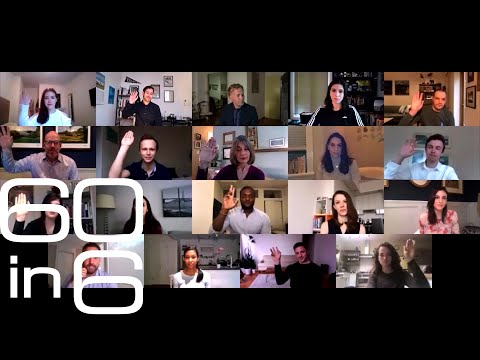 How the team behind 60 in 6 went from covering an outbreak, to being at the center of one