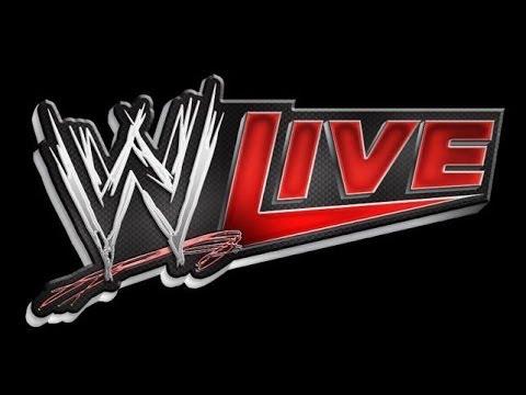 WWE Live! Chattanooga, TN 4-13-14 House Show