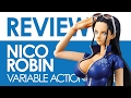 Nico Robin (One Piece) - Variable Action Heroes の動画、YouTube動画。