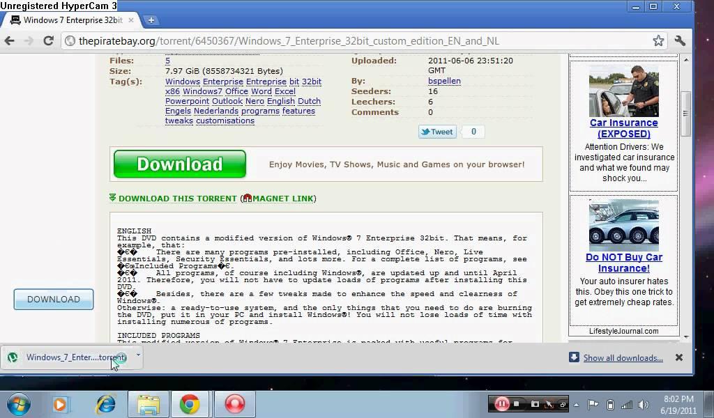 torrent windows 7 enterprise