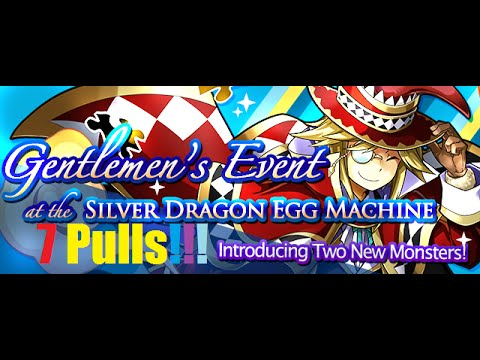 puzzles and dragons egg machine