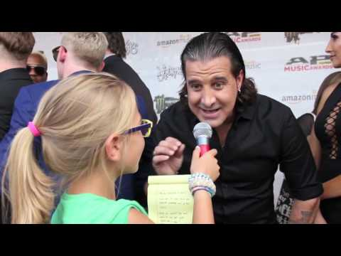APMAs: Kids Interview Bands - Scott Stapp (Creed)