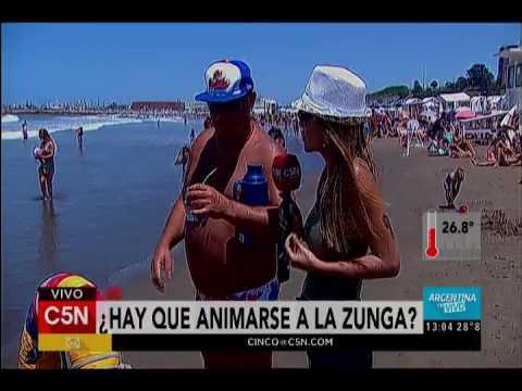 C5N - Verano 2017: La  moda de la playa en Mar del Plata