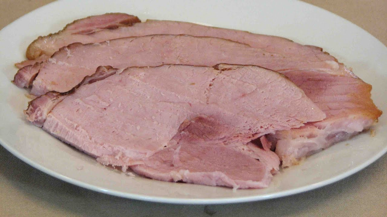 how to make boiled ham