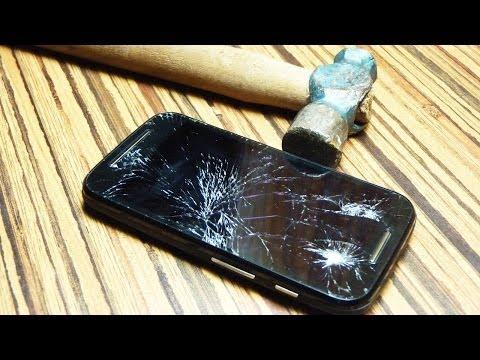 Motorola Moto E Hammer Torture Test! Ultimate Destruction