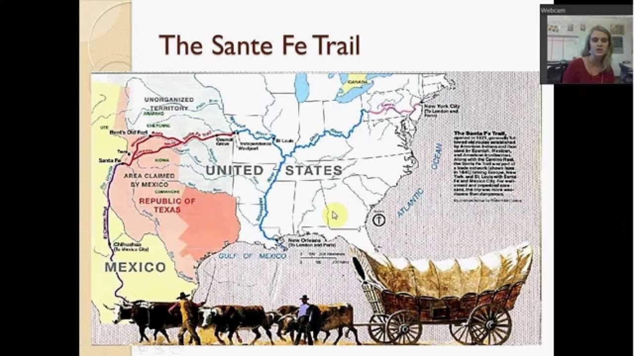 American I Manifest Destiny YouTube - Ap us history textbook american pageant manifest destiny map