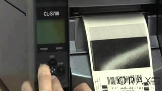 Citizen CL-S700 - принтер этикеток промышленного класса(http://lorax-d.com.ua/ Преимущества • Механизм Hi-Lift™ для удобной замены красящей ленты и загрузки материала для..., 2015-09-02T11:03:52.000Z)