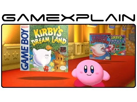 100% Tour of Kirby's History in Kirby's Dream Collection (Nintendo Wii)