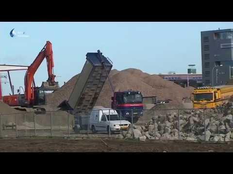 Ongekend Week van het zandtransport 8.000 kuub zand verplaatsen - YouTube NO-93