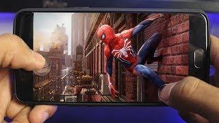 Os Melhores Jogos do Spider Man para Android 2017