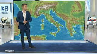 Previsioni meteo Video per domenica, 17 ottobre