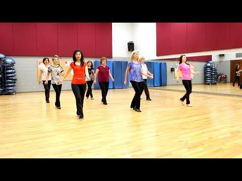 One Hundred - Line Dance (Dance & Teach in English & 中文)