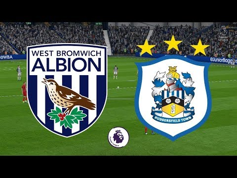 FIFA 18 || WEST BROM vs HUDDERSFIELD  || FULL MATCH GAME-PLAY |  PREMIER LEAGUE 2018