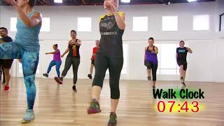 Walk with Nick Promo | Walk at Home Fitness Videos