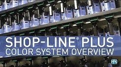 PPG Shop-Line® Plus Color System Overview