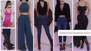 Collective clothing haul ll Fashionnova, Lightinthebox, Shein, Ourmall, Xdressy,