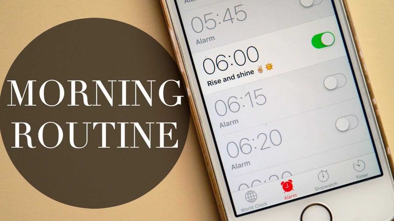 My Miracle Morning Routine For Productivity & Focus! Youtube