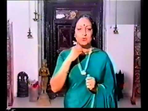 MGR THE INSPIRE Dancer Padma Subramaniyam