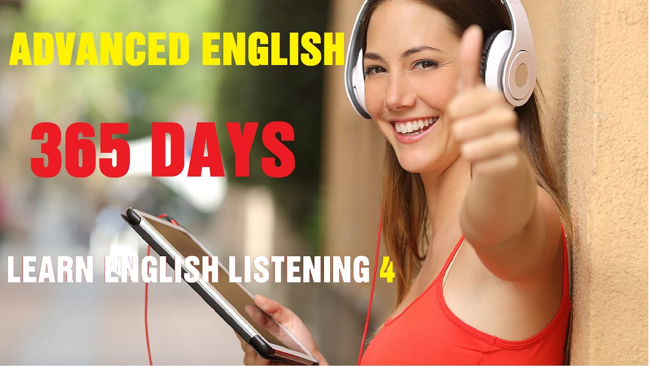 Download English Fluently★Advanced English★365 Days Learn English Listening 4✔