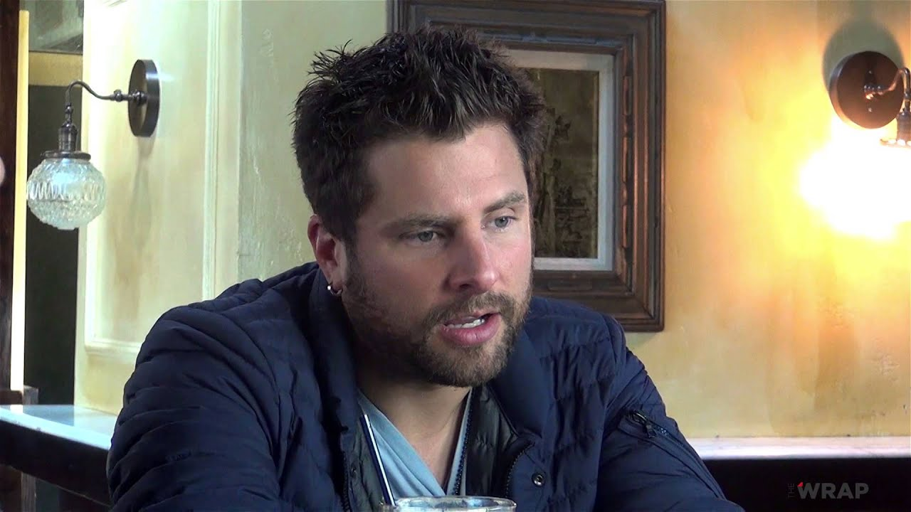 james roday height