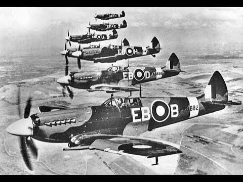 BBC 1: The Spitfire (Full Documentary)