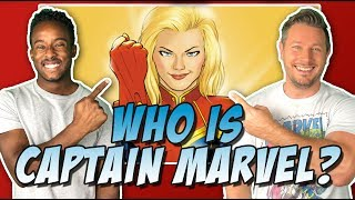 Who is Captain Marvel? | MCU's Hero Explained!