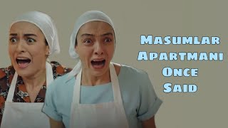 Masumlar Apartmanı Once Said (Only Edition)