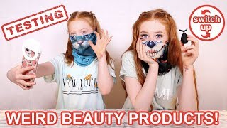 Testing TOP TRENDING Health & Beauty PRODUCTS 2019! *Mystery Switch Up Challenge | Ruby and Raylee