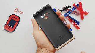 360 кейс калъф за  SAMSUNG GALAXY Note 9