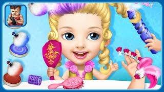 Салон красоты маленьких милых принцесс в игре для детей Pretty Little Princess * iOS | Android