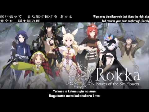 Rokka no Yuusha op [Cry for the Truth] - Karaoke (off vocal)