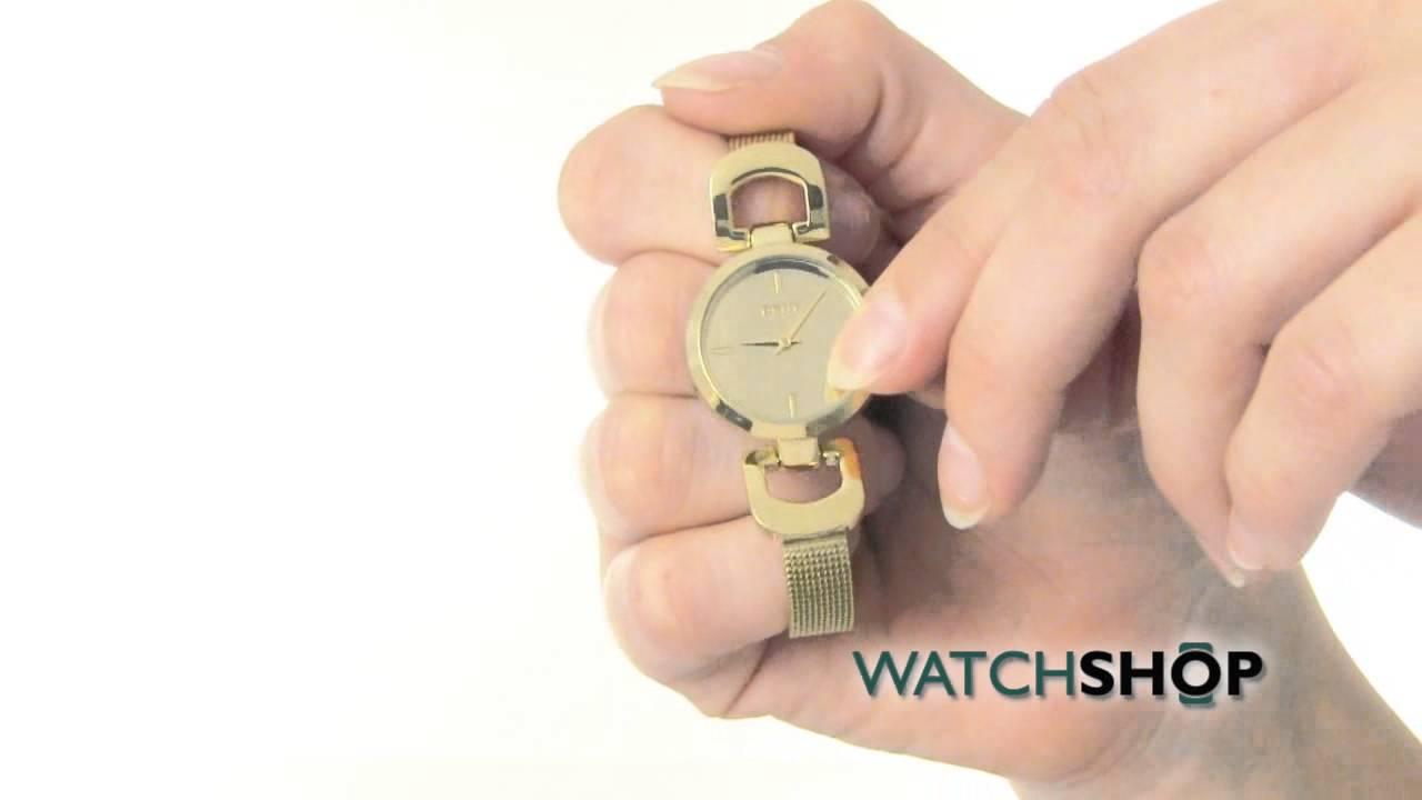 84938f292 DKNY Ladies' Reade Watch(NY2101) - YouTube