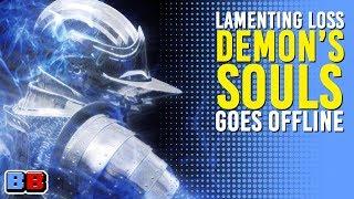Demon's Souls' Servers Go Offline | Clips from Episode 212 | Backlog Battle