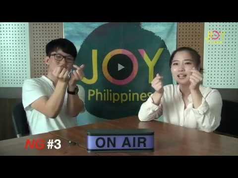 CTS Radio JOY Philippines - 인턴 수료 인터뷰(이상준, 이예지)