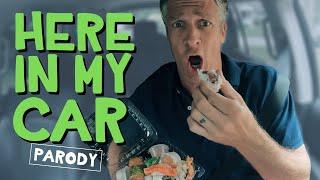 Here In My Car - Gary Numan 2020 Parody