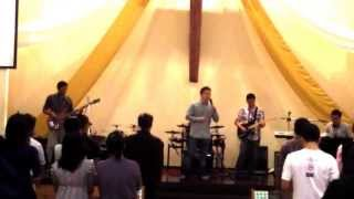 Nyanyi dan Bersoraklah (Shout to the Lord) - Lomba Band GKA Zion 2013