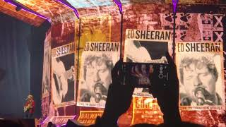 Ed Sheeran - Galway Girl - Live Melbourne
