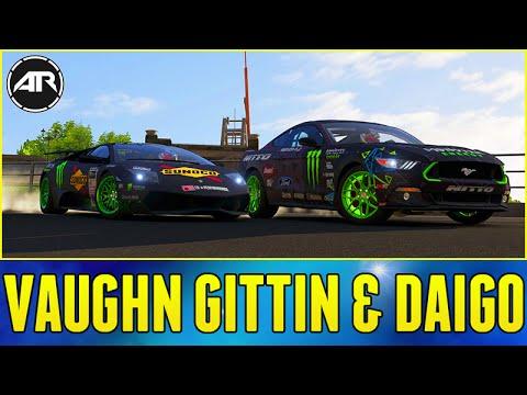 Recreating Vaughn vs. Daigo #BATTLEDRIFT!!! - Forza 6 Online Drifting (Let's Fail)