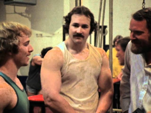 Pumping Iron - Trailer
