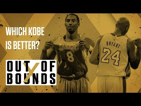 Kobe Bryant Is Getting Both Numbers Retired | Out Of Bounds