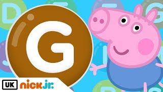 Words beginning with G! – Featuring Peppa Pig | Nick Jr. UK