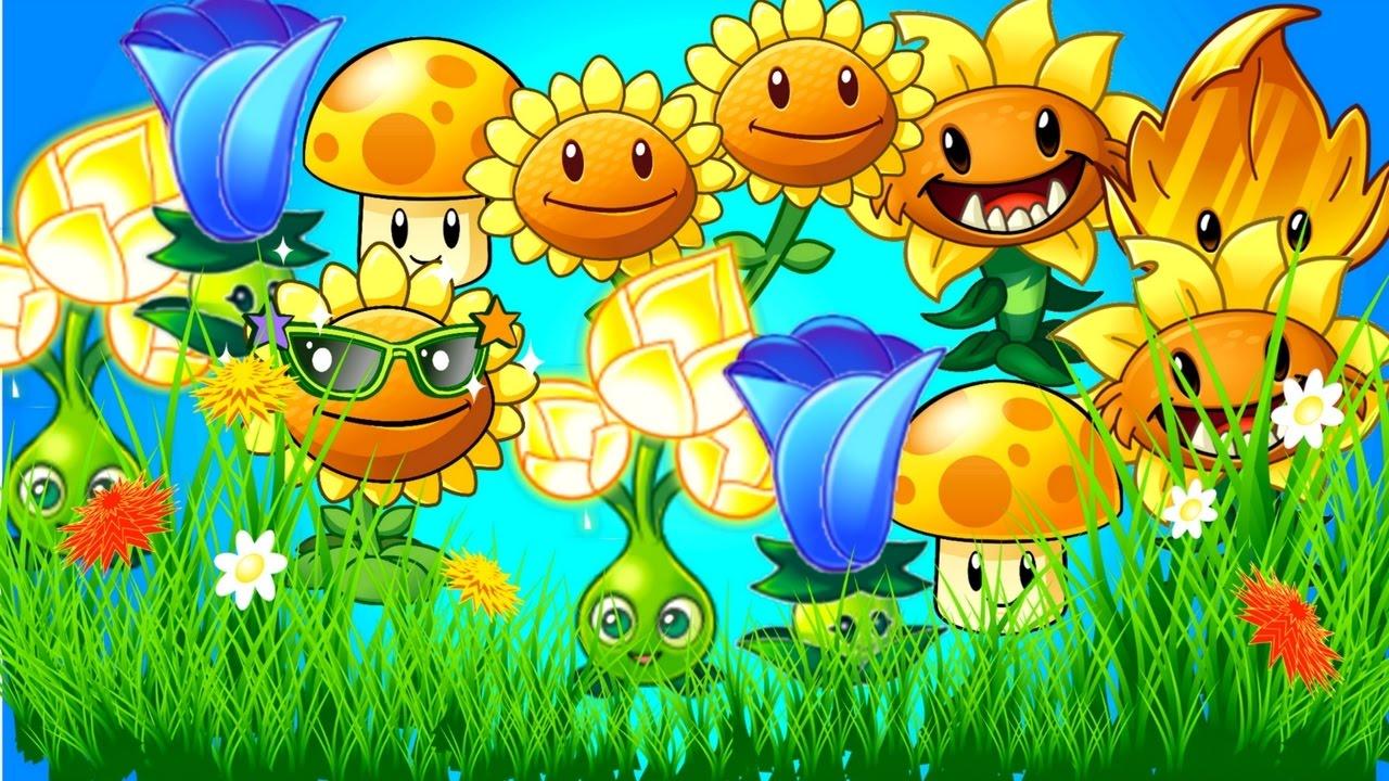 картинка солнышко цветок гриб как первый раз