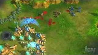 Starcraft 2 Gameplay Video @ Blizzcon 2007 part3
